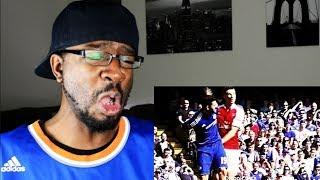 Top 10 Bad Boys In Football REACTION