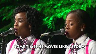 Holy Spirit: UFIC Choir Featuring (Worshiper Larry Gunda) Official