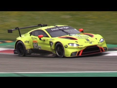 WEC 2019 Pre 24 Hours of Le Mans Monza Tests-New ByKolles ENSO CLM P1/01,BMW M8,Vantage GTE & More