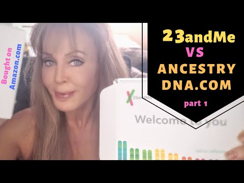 23andMe / What DNA Tests Tell You - Part 1