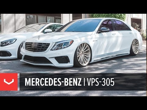 "Mercedes-Benz S63 AMG |""Bagged Benz"" 