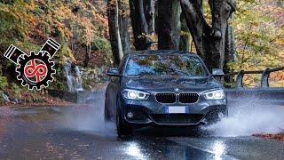 BMW Serie 1 120d XDrive M Sport   2.0 190cv Auto   Test Della Trazione   Ha Senso Su Una Berlina?