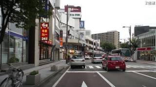 兼六園入口~金沢駅2倍速KanazawaCity