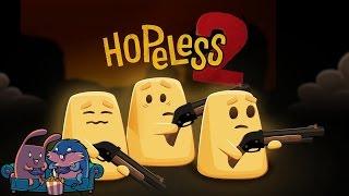 "Hopeless 2 [Android] ""Спасение зефира"" с Леммингом и Банзайцем"