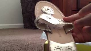 Jack Rogers Unboxing+Review