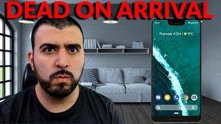 Google Pixel 3 XL Dead on Arrival - Tech Rant