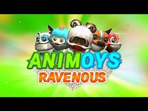 Descargar ANIMOYS: RAVENOUS – Primeiros Minutos / Gameplay [ ANDROID / iOS ] para Celular  #Android