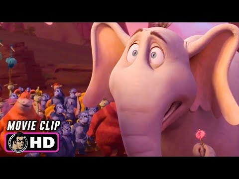HORTON HEARS A WHO! Clip - A Person is a Person, No Matter How Small (2008)