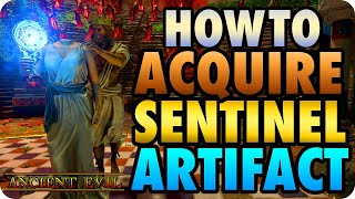 "BO4 Zombie: How To Acquire The Sentinel Artifact ""Full Tutorial"" Ancient Evil - Black Ops 4 Zombies"