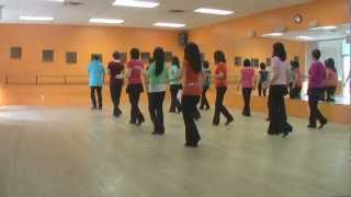 Here For A Good Time - Line Dance (Dance & Teach in English & 中文)