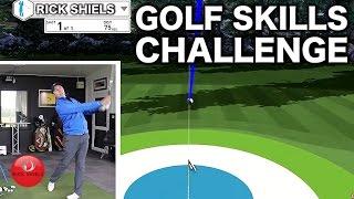 GOLF SKILLS CHALLENGE WITH RICK SHIELS