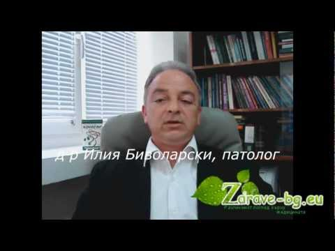 Анамнеза на хипертонична болест 3-та степен