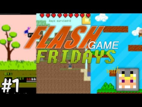 Flash Game Fridays With Brock Minecraft Blog - Minecraft flash spielen