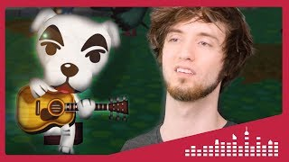 Animal Crossing Song - Yungtown feat. PeanutButterGamer Music Video