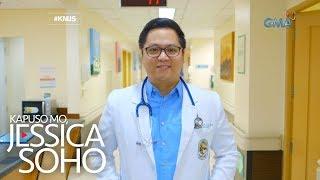 Kapuso Mo, Jessica Soho: Cancer patient noon, isa nang doktor ngayon!