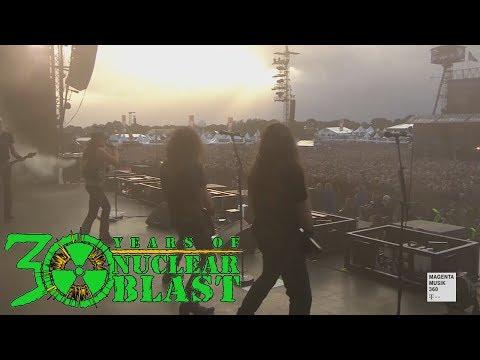 Выступление ALICE COOPER на фестивале Wacken Open Air 2017
