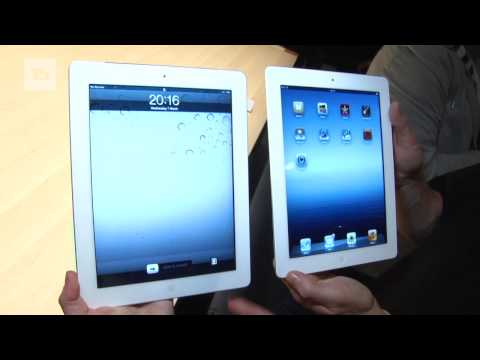 New iPad 3 vs iPad 2