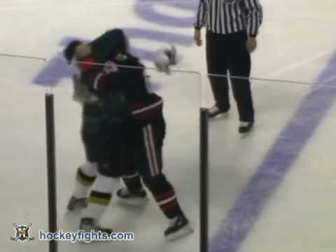 Todd Simpson vs. Nathan Perrott