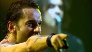 Depeche Mode   Never let me down again   Live Paris Bercy