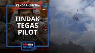 Idham Azis Marahi Anak Buahnya yang Pakai Helikopter Bubarkan Demo: Kalau Boleh, Saya Tempeleng