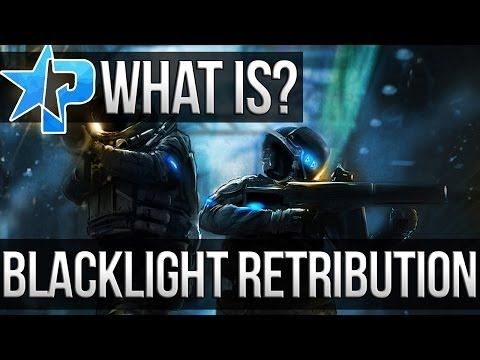 Blacklight Retribution Playstation 4
