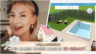 HAUSUPDATE #3 - HAUS TOUR in 3D - So wird unser Haus aussehen! | AnaJohnson