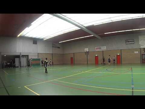 Tournoi U17 aux Pays Bas (1er match de poule)