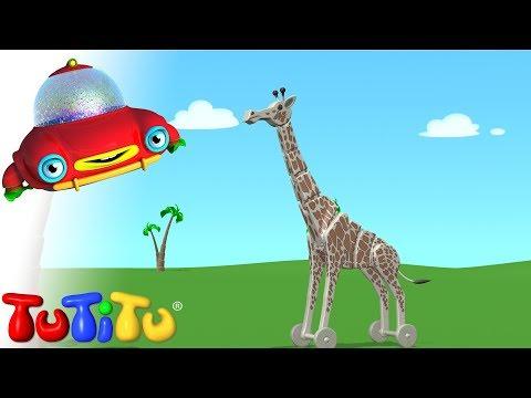 TuTiTu - Girafa