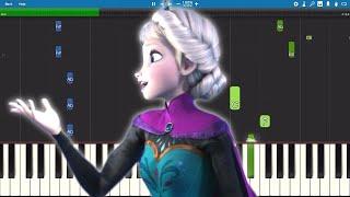 Into The Unknown (Frozen 2) - EASY Piano Tutorial