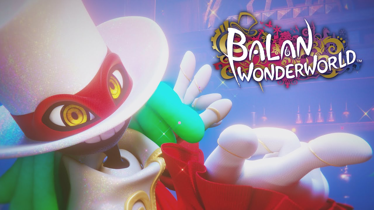 Video BALAN WONDERWORLD SHOWTIME SET [SWITCH]