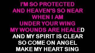 SC8289 03   Judd, Wynonna   My Angel Is Here Karake