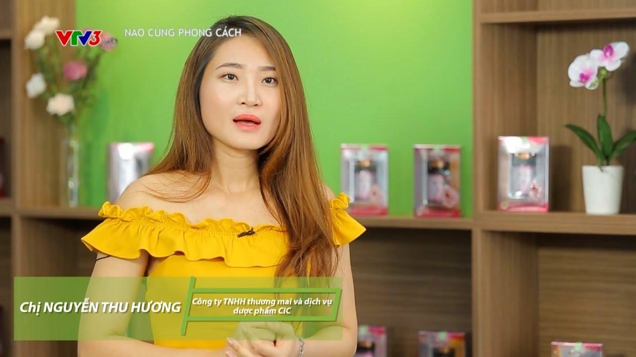 [VTV3-Nào cùng phong cách] Sắc Bảo Ngọc giúp trẻ hoá, ngừa nám, trắng da