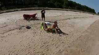 preview picture of video 'Playa Riachuelo - DJI Phantom 2 Vision+'