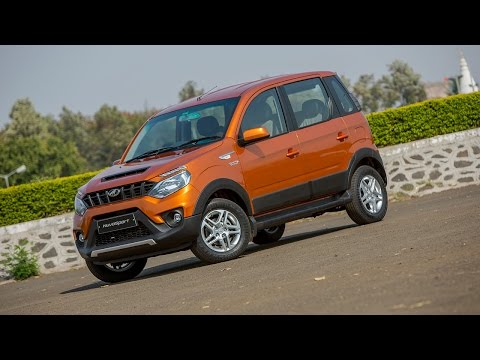 Mahindra Nuvosport :: Walkaround Video Review :: ZigWheels India