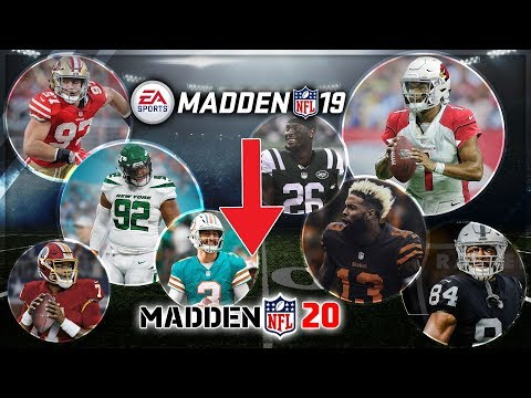 How to get Madden 20 Roster on Madden 19 - How to play with