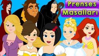 7 Prenses Masalı    Çizgi Film   Adisebaba Masal Dinle
