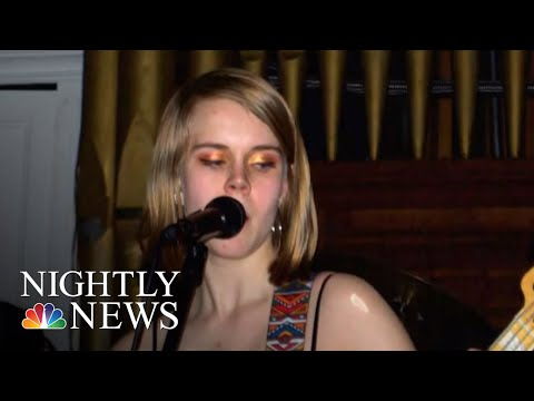New York City College Student Fatally Stabbed In Shocking Attack   NBC Nightly News