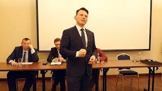 Mentzen: prof. Gwiazdowski dostanie lanie od... orków!