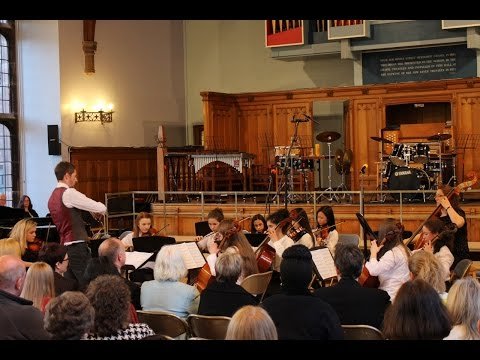 May Serenade 2015 - In the Hall of the Mountain King, String Ensemble