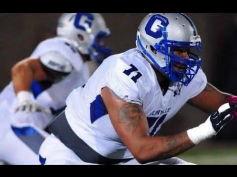 The C.S. Podcast: Leon Hill interview (2016 NFL Draft Prospect, OT, Glenville State)
