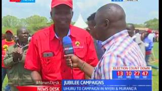 Jubilee Campaigns: Issues expected by Mogotio residents to be tackled by DP Ruto in his campaign