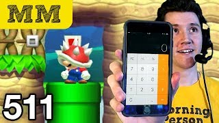 """Morning Mario #511 - """"The Cluttered Chaos-Calculator"""""""