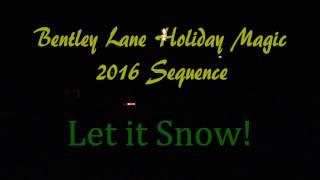 2016 Let It Snow