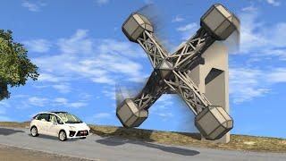 Beamng drive - Car Masher