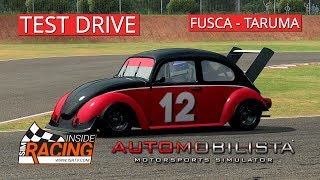 Automobilista - Test Drive - VW Fusca at Taruma