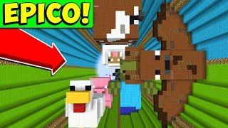 IL DROPPER DEGLI ANIMALI!! - Minecraft ITA