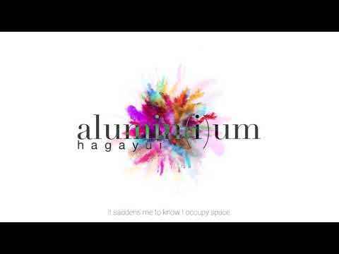 """hagayui ft. amy - """"alumin(i)um"""" (vocaloid original)"""