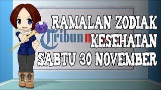 Ramalan Zodiak Kesehatan Sabtu 30 November 2019