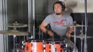 Chris Brown-Fine China (Drum Cover) @RealistOnTheSet