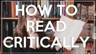 How to Read Critically (Easy Tips & Tricks) [CC]